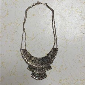 Jewelry - Aztec statement necklace